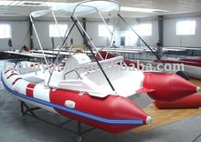 CE rigid inflatable boat
