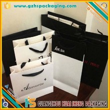 Recycled tote bag accept OEM design shopping bag