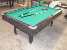 Professional strong pool billiard table P-B822