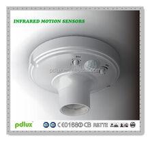 PDLUX hot selling lamp holder sensor PD-PIR114