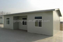 guangzhou good design steel structure container home plans