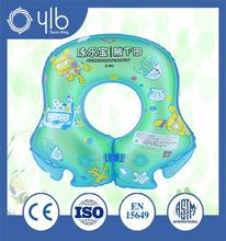 Estilos populares engrossar material plástico anel de natação infantil para flutuar