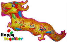 HAPPY TOGETHER Factory wholesale China Traditional Dragon Shape Foil Balloons