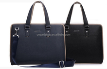 Hot Sale Laptop Bags,Stylish Newest Briefcase,High Quality Soft Leather Men's Handbag
