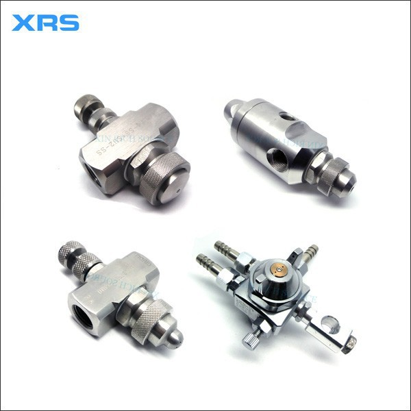 Automatic air water spray atomizing nozzle buy
