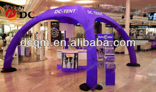 Purple Fire Retardant Durable animal tents for sale