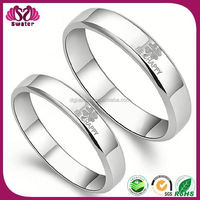 Smooth Design Wedding Band Finger Ring Cover