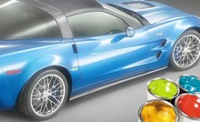 Fast dry and Good Gloss Car paint Varnish