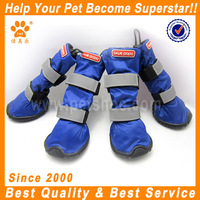 Competitive price waterproof dog boots wholesale