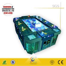 Low price classical mini 2015 newest fish game machines-Dragon king