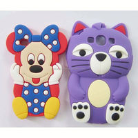 new silicone gel cases for mobile phone