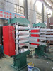 Excellent Rubber Gym Mat Making Machine / Rubber Tile Making Machine/rubber Floor Press