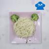 Gluten free food low fat calories food konjac noodles