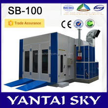 2015 SKY new products approved used spray booth for sale inflatable paint booth car wash booth