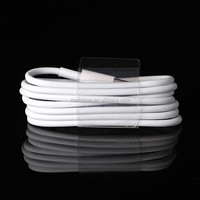 hight Quality Data USB Charging Cords Charger Cable for iPhone 6 5 5S ios 8 With Retail Box Package