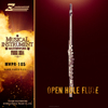 student model 16 holes flute, open hole hot selling flute