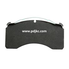 Commercial vehicle brake pad WVA29124