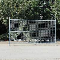 Hot sale temporary metal fence panels