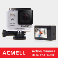 AT-SD50 CAMSOY F1 Hot selling FULL HD sjcam sj5000 wifi plus for wholesales