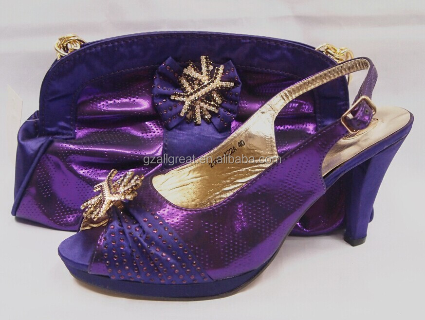 Italian Party Shoes And Bags/dress Shoes And Matching Bags - Buy Italian Matching Shoes And Bags ...