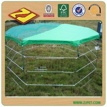 DXW005 Large Heavy Duty Cage Pet Dog Cat Barrier Fence Exercise Metal Play Pen Kennel