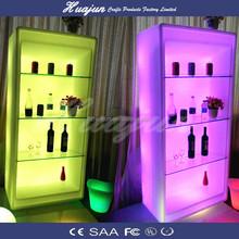 2015 led cigarette display cabinet