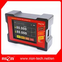 DMI810 High Accuracy Digital Magnetic Spirit Level / Adjustable Spirit Level /Calibration Of Inclinometer , Data Hold and Alarm