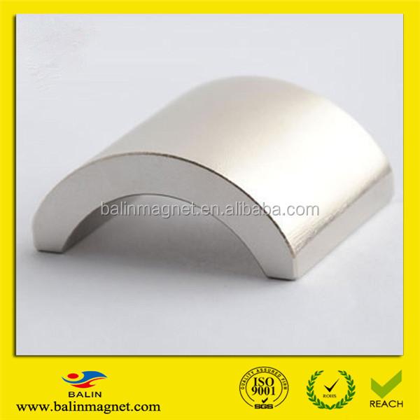 Permanet magnet for motor or generator