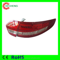 plug andplay 12v automobile car parts tail light for Renault fluence 2011