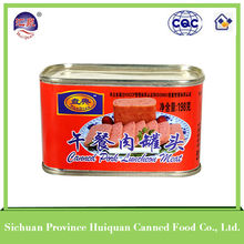 198g Wholesale products china wholesale canned meat