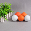 2015 new arrival professional rubber massage ball with high quality