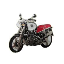 personalizzata unico rendendo di alta qualità moda metallo motociclo badge distintivo