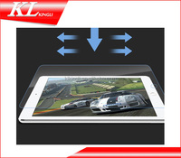 2015 New Product tempered glass screen protector screen protective film for ipad