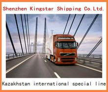 bulk cargo transportation from Guangzhou to Krasnoyarsk
