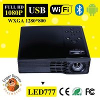 Made in china home theater projector trade assurance supply mobile phone projector android pocket portable led dlp projector