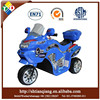 Boys/Girls Kids Ride on Plastic Motorcycle for Wholesale