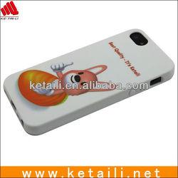 Ketaili Design custom print silicone case for iphone 5
