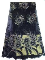2015 Latest Canada Big Organza Lace/Organza Lace Trim/Organza Lace Velvet Lace Big Lace French Lace