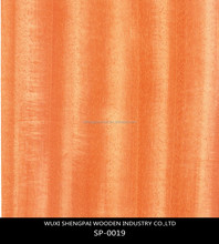 cheap 0.5mm 1mm thickness decorative dyed engineered laminated wood face veneer