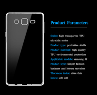 Best Quality Fashion Design Custom Cell Phone Cover for Sumsung J7