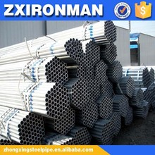 1- 1/2 inch hot dipped galvanized steel pipe