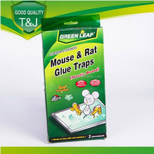 Hot Sale Widely Used Mouse and Rat Killer Glue,Mouse and Rat Catcher Glue,Black Plastic Mouse Glue