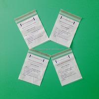 Plastic medical pill bag manufacturer