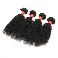 "Wholesale Tight Kinky Curly Weave 7a Virgin Brazilian Human Hair Extensions 18"" Original Brazilian Human Hair"