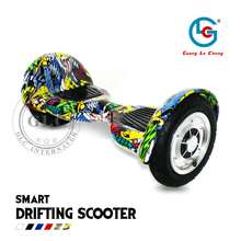 New high power sport i hawk 2 dual wheel suv self balancing intelligent drift 10 inch electric scooter 1 hour charging time