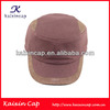 Brown Color Women Fashion Flat Top Hat And Cap High Quality Hot Sale Hats Blank Cap