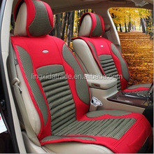 2015 new red PVC car/ truck /auto seat cover for universal cars
