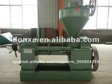 pequeño ampliamente utilizado tornillo prensa de aceite