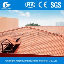 royal synthetic resin roof tile with highly waterproof and insulation
