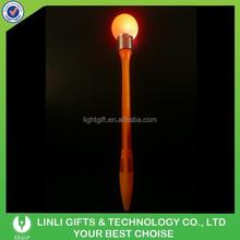 Logo-customized Led Bulb Ball Pen
